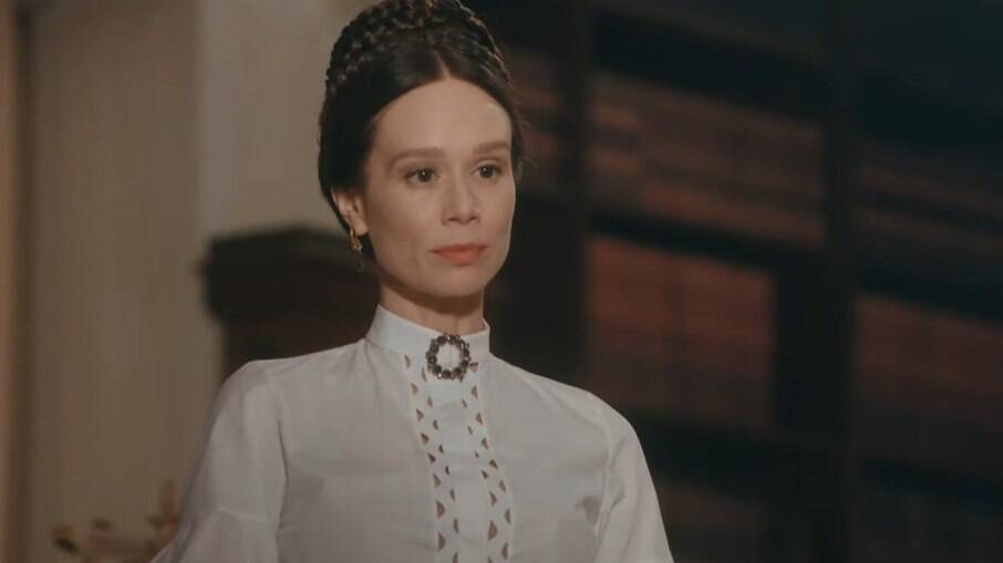 A Condessa de Barral desiste de viajar com a família real
