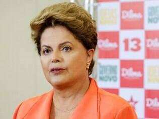 Dilma explora a falta de água em SP