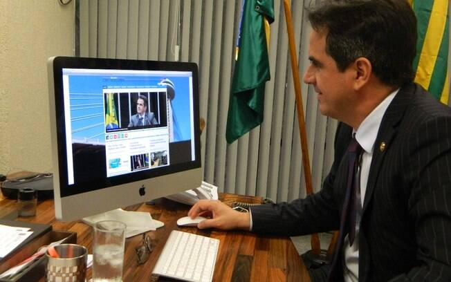 Senador pelo PP do Piauí, Ciro Nogueira teve dois inquéritos arquivados, mas é alvo de um terceiro, que envolve outras 36 pessoas. Foto: Divulgação