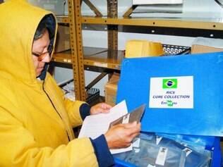 Conservação. Sementes de arroz, feijão e milho foram enviadas em duas remessas pela Embrapa