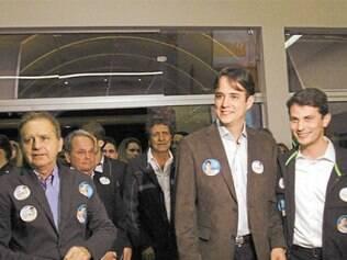 Cargos comissionados da prefeitura participaram de reunião para a campanha de Rômulo