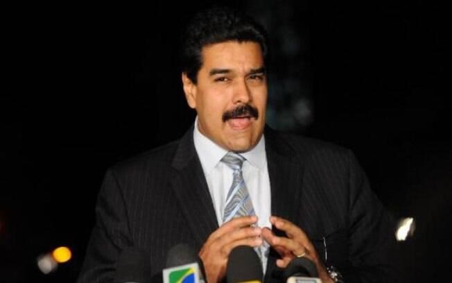 Presidente da Venezuela, Nicolás Maduro, reconhece resultado das eleições legislativas