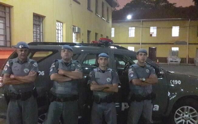 Cavalaria da PM salvou vítima do tribunal do crime em São Paulo