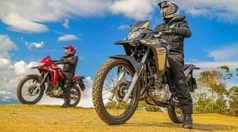 Honda lança linha 2022 da motocicleta aventureira XRE 300