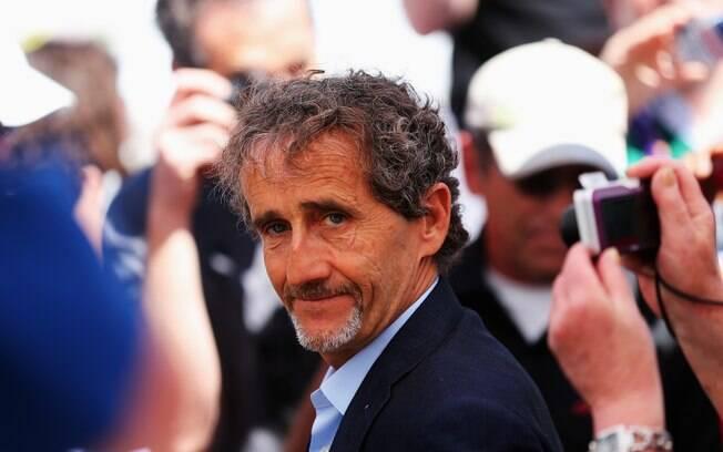 Alain Prost era rival de Ayrton Senna na F1