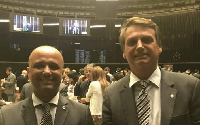 Líder do governo Bolsonaro na Câmara, deputado Major Vitor Hugo está em seu primeiro mandato