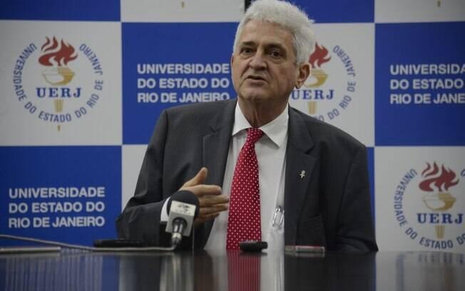 Um dos signatários da carta escrita pelas universidades fluminenses é Ruy Garcia Marques, reitor da Uerj