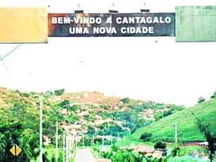 Pequena. Cantagalo está localizada no Vale do Rio Doce e tem a agropecuária como principal atividade