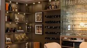 Saiba como montar o bar ideal para o seu gosto e o espaço da sua casa