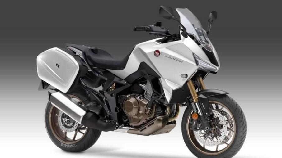 Protótipo da nova Honda NT 1100 terá bom desempenho me trechos de terra entre os principais atrativos