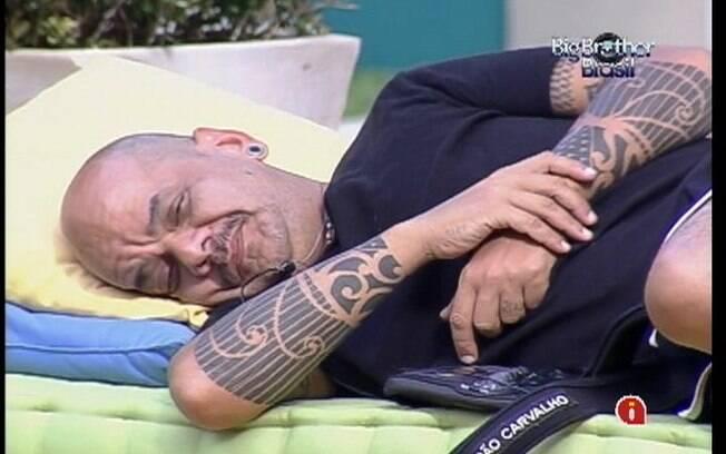 Mineiro está ansioso com a formação do Paredão desta domingo (04)