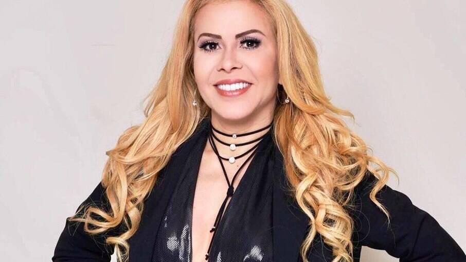 Joelma, cantora