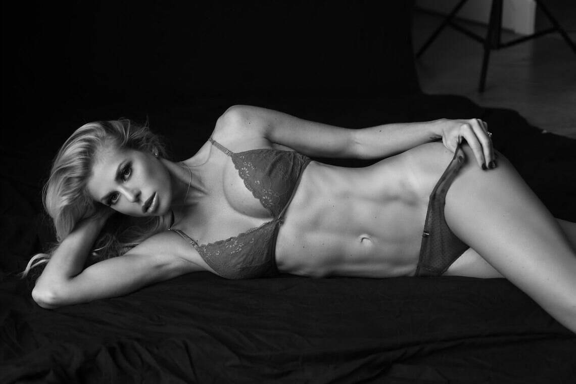 Caroline Bittencourt - Felipe Lessa 5