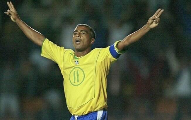Romário foi outro a ser preso por não pagar pensão
