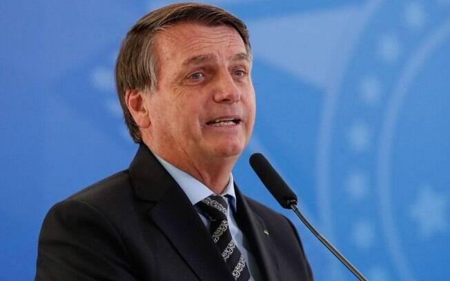 Bolsonaro vem a Campinas para formatura na Escola de Cadetes