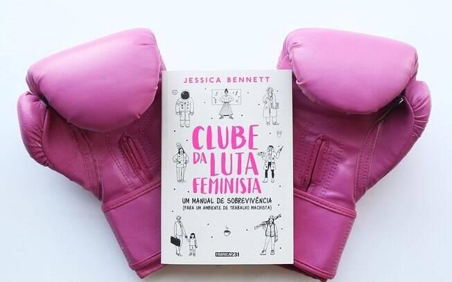 Clube da Luta Feminista é um guia para entender relações tóxicas no ambiente de trabalho