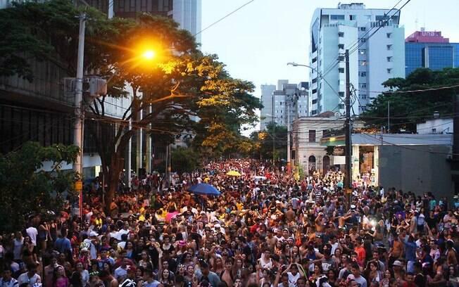 Bloco de Belô levou 180 mil pessoas para a rua no Carnaval de 2019