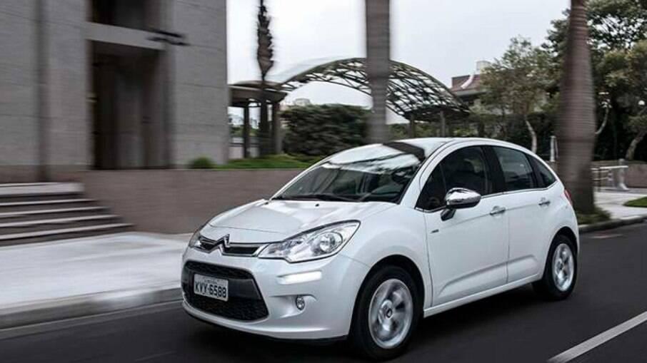Longe de ser um dos mais vendidos entre os carros novos, Citroën C3 foi destaque na plataforma da InstaCarro