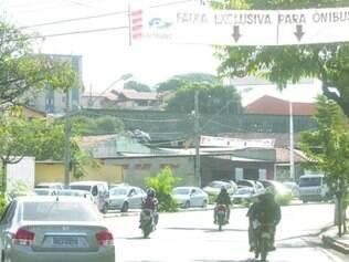 Trânsito. Avenida Pedro II estreia faixa exclusiva para ônibus