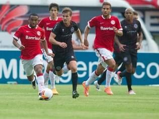 Anderson estreia como titular do Inter diante do Caxias