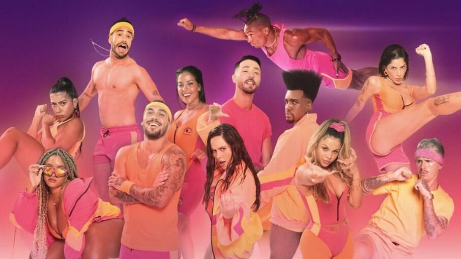 'De Ferias Com o Ex' estreia dia 8 de abril na MTV e Amazon Prime