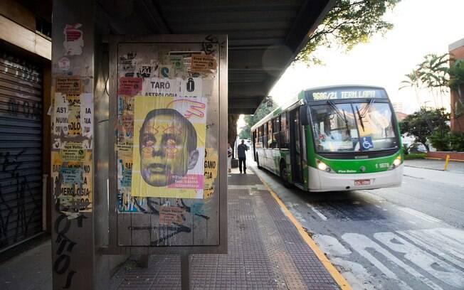 Cartazes em protesto contra João Doria não são novidade na cidade de São Paulo