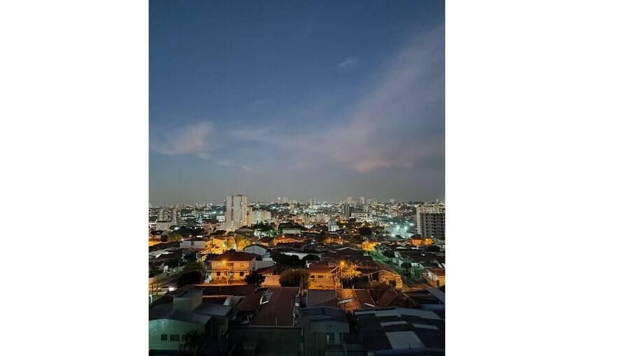 Modo noturno do Redmi Note 10 Pro