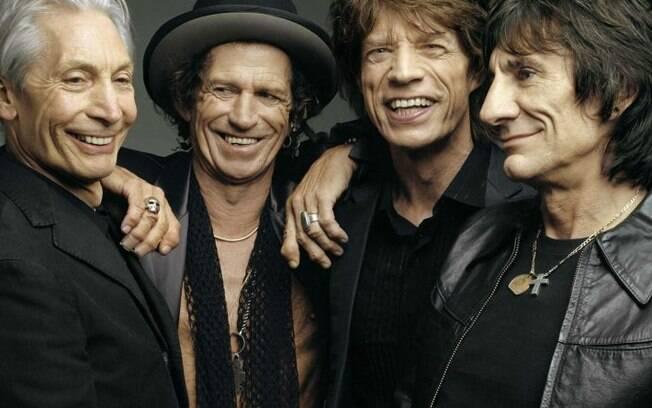 Rolling Stones divulgam novas datas de shows