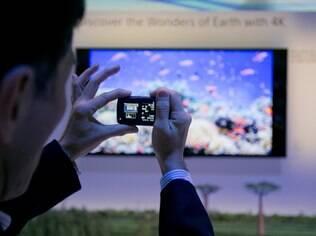TV 4K da Sony: fabricante planeja transmitir a Copa do Mundo em altíssima resolução