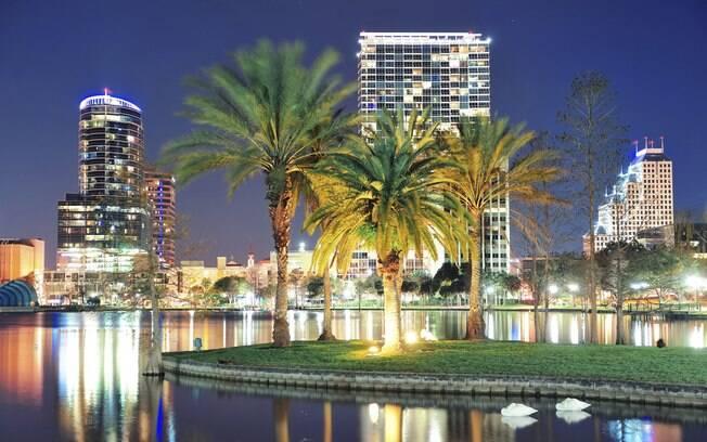 Orlando, nos Estados Unidos, é famosos pelos parques de diversões, mas a cidade tem outras atrações