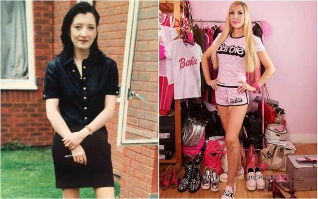 Rachel Evans quer ser uma Barbie humana reconhecida e para isso faz inúmeras cirurgias plásticas e gasta muito dinheiro