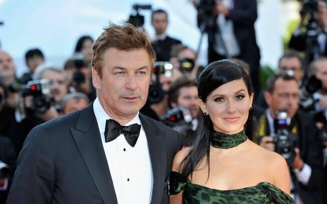 Alec Baldwin e  Hilaria Thomas: casados!