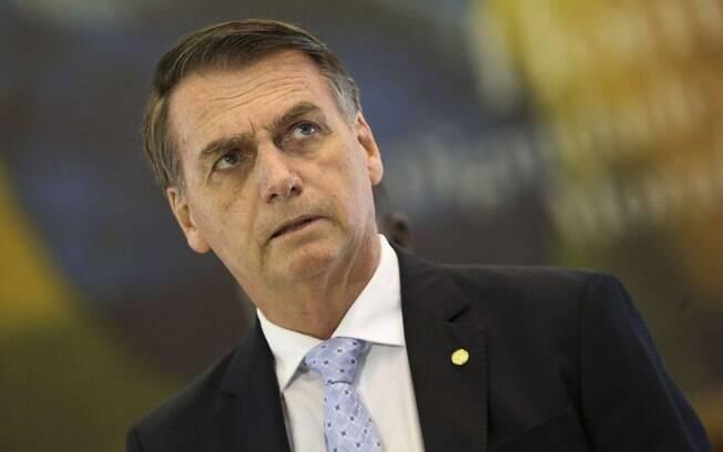 Bolsonaro fez uma live furiosa logo após a veiculação da reportagem