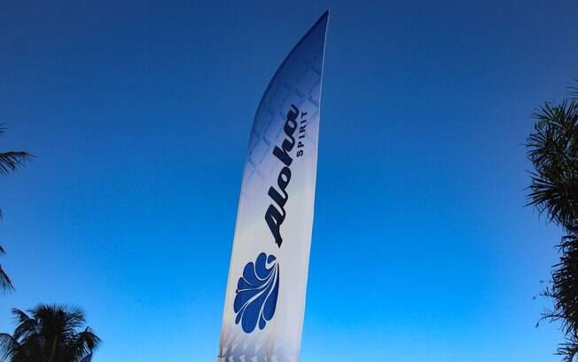 O Aloha Spirit é o maior festival de esportes aquáticos da América Latina