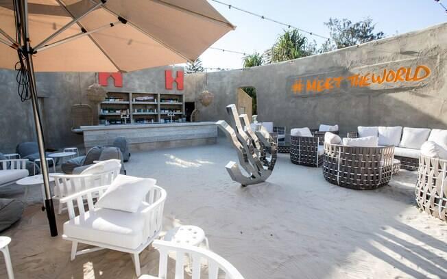 O hostel estará aberto para hóspedes entre os dias 20 e 22 de setembro