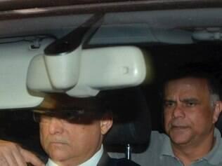 Marcos Valério se apresenta à Polícia Federal
