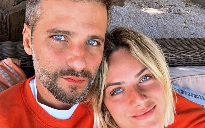Bruno Gagliasso e Gio