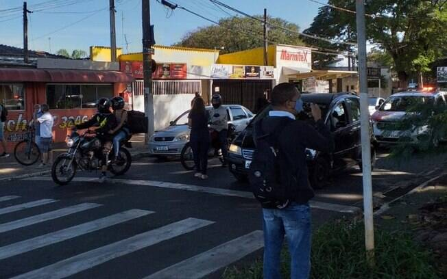 Grupo promove doação de máscaras na região do São Marcos, em Campinas