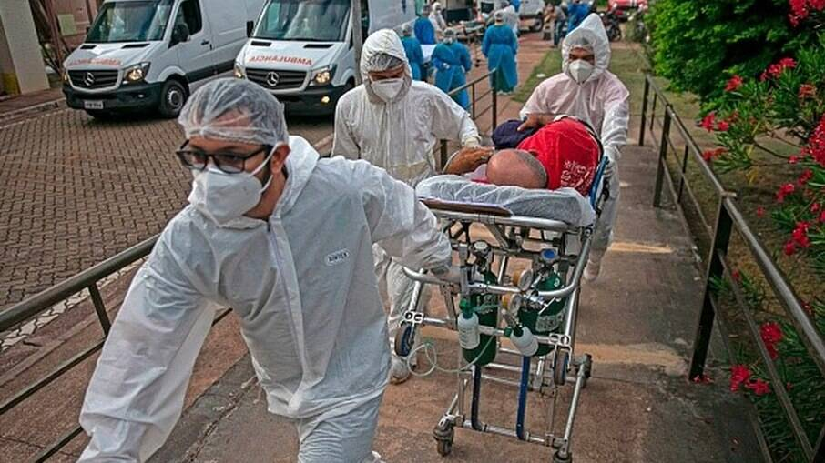 Brasil soma mais de 436 mil mortes desde o início da pandemia