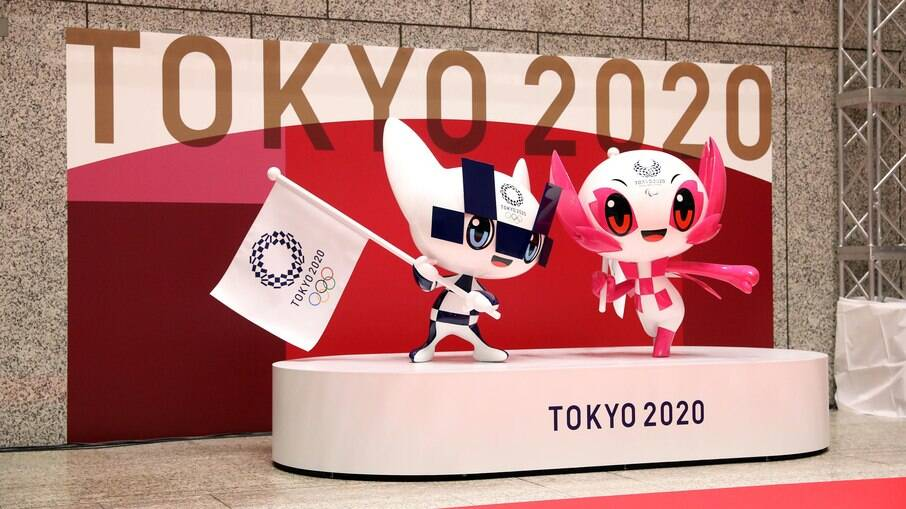 Olimpíadas de Tóquio começam em 23 de julho