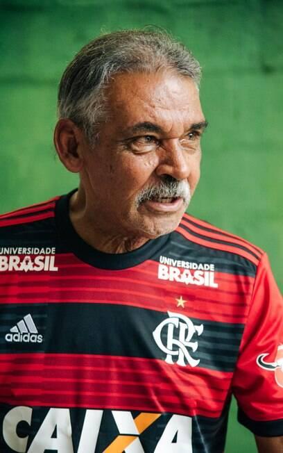 Arilson%2C ex-jogador do Flamengo