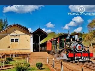 Em Minas, Tiradentes está entre um dos destinos preferidos dos idosos