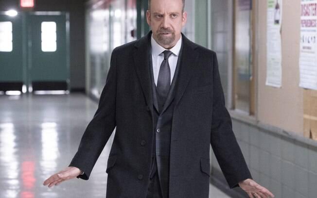 Chuck encontra um rival que se blinda dentro das engrenagens do sistema de Justiça