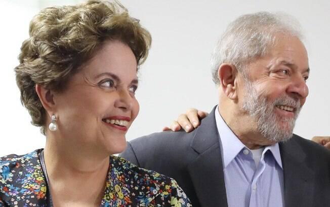 Lula foi gravado em conversas com a ex-presidente Dilma Rousseff e outros aliados
