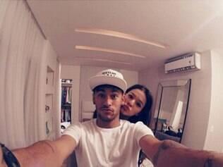 O casal, em foto postada no Instagram