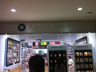 Apple Story, loja falsa da Apple
