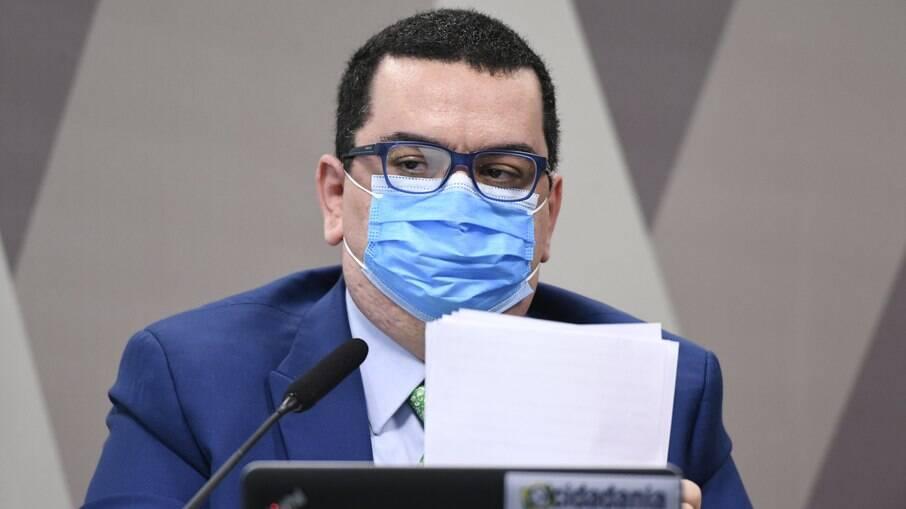 Francisco Cardoso, infectologista e defensor do