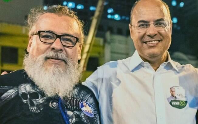Policial Flávio Pacca, que foi consultor da campanha de Wilson Witzel, foi preso no Rio de Janeiro