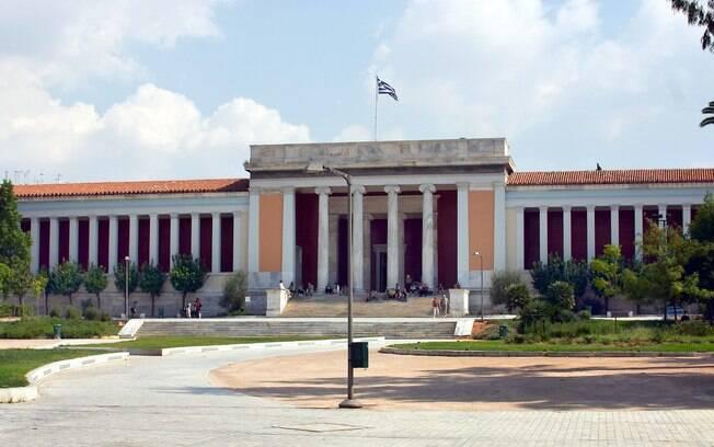 O museu arqueológico nacional de Atenas é uma boa opção de visita virtual em tempos de coronavírus