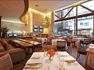 O Dádiva chamava atenção pela decoração luxuosa e uma das cozinhas mais baladas de BH